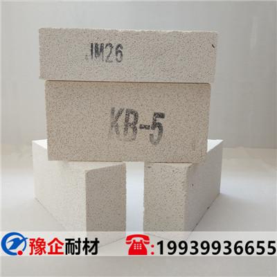莫來石輕質保溫定制磚