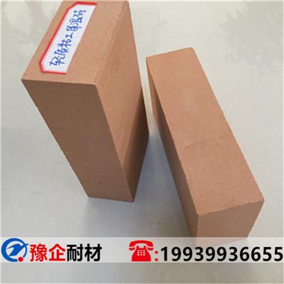 輕質粘土隔熱磚