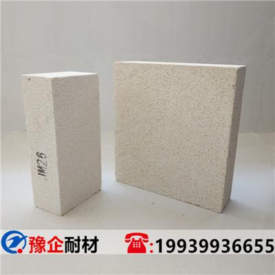 莫來石聚輕保溫磚